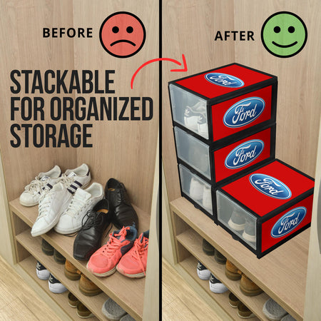 Ford Shoe Organizer V3