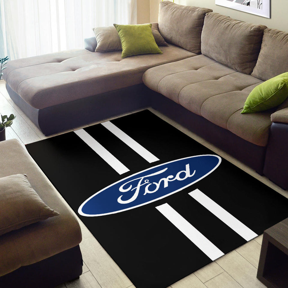 Ford Rug Version 5 With FREE SHIPPING!!