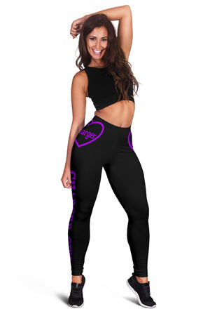 Dodge Charger Leggings