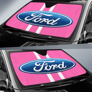 Ford Windshield Sun Shade V7 With FREE SHIPPING!