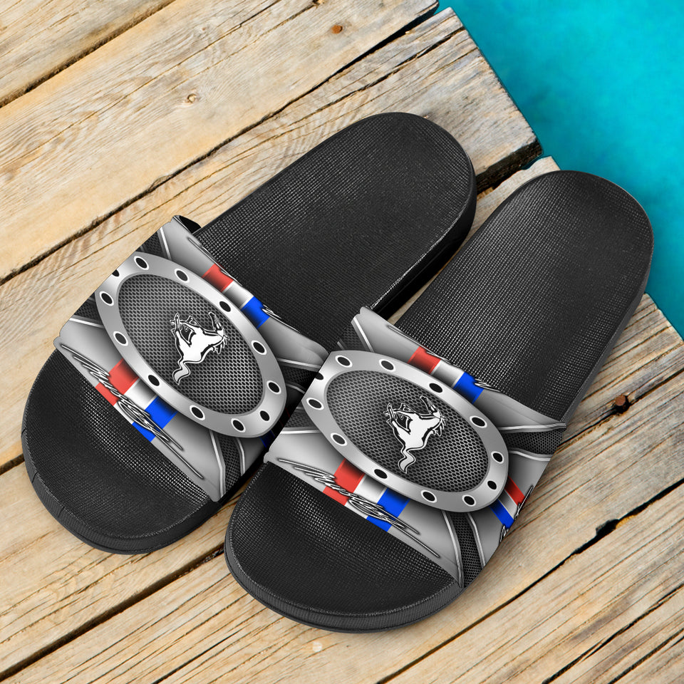 Mustang Slide Sandals Version 1!