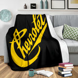 Chevy Blanket V6 With FREE SHIPPING!