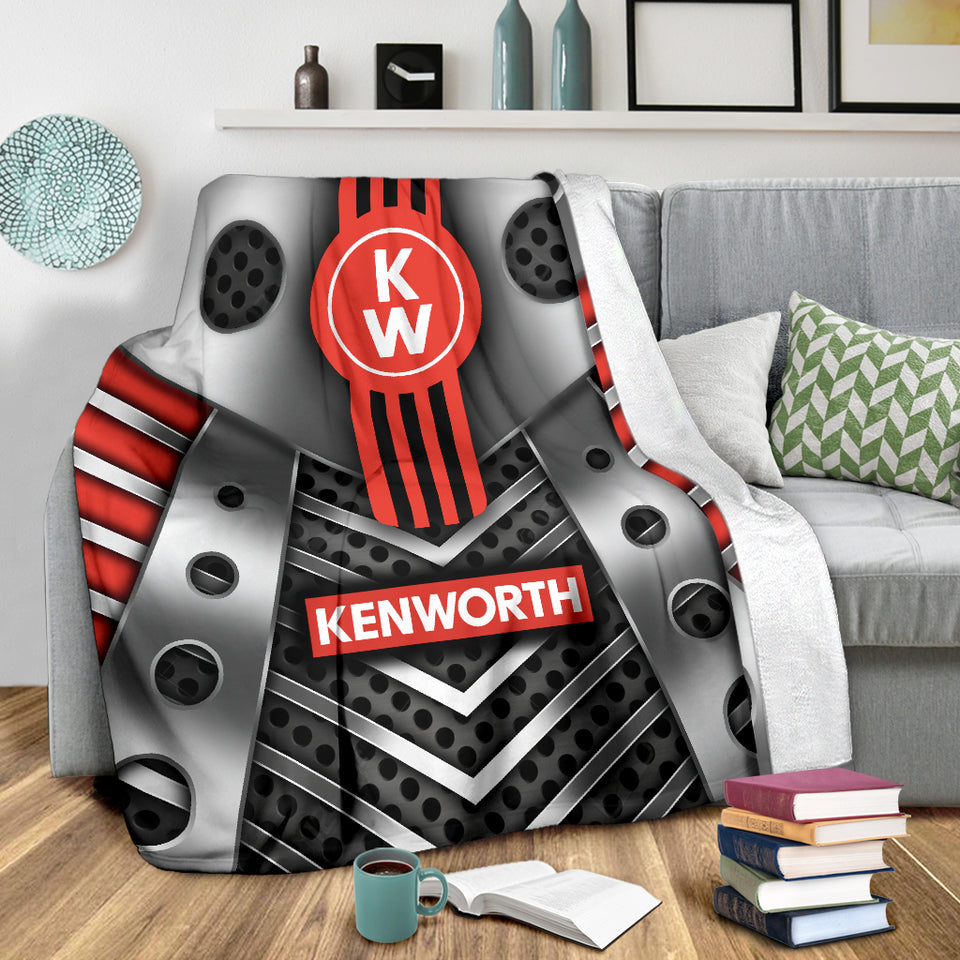 Kenworth Blanket V7 With FREE SHIPPING!