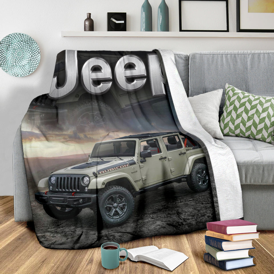 Jeep Blanket V3 With FREE SHIPPING!