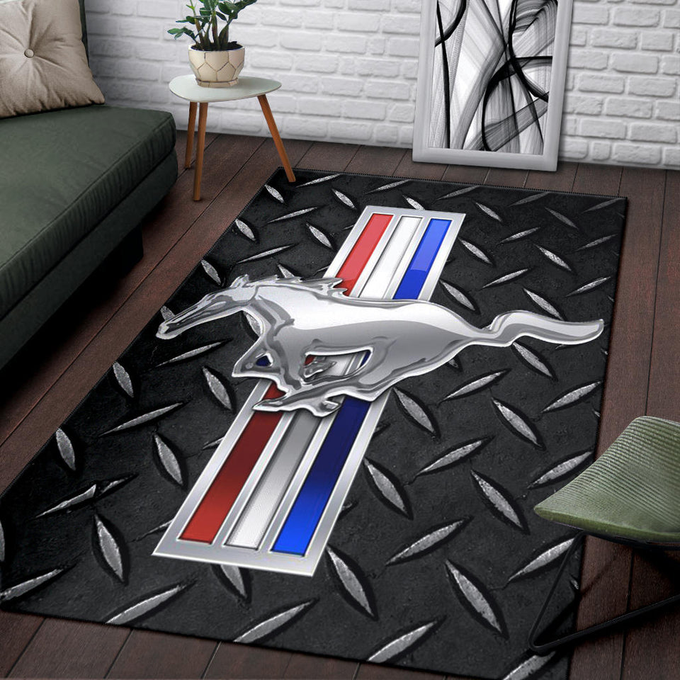 Mustang Rug Version 5 With FREE SHIPPING!!