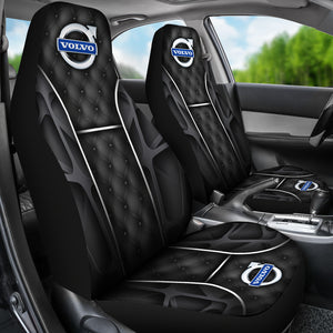 Volvo 2 Front Seat Covers With FREE SHIPPING TODAY!