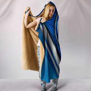 Volkswagen Hooded Blanket With FREE SHIPPING TODAY!