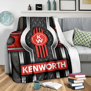 Kenworth Blanket V8 With FREE SHIPPING!