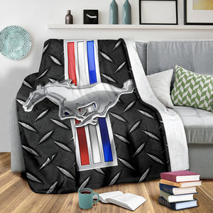 Mustang Blanket V4 With FREE SHIPPING!