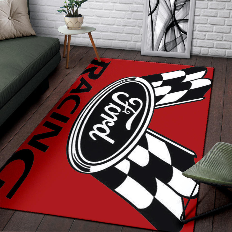 Ford Rug Version 9 With FREE SHIPPING!!