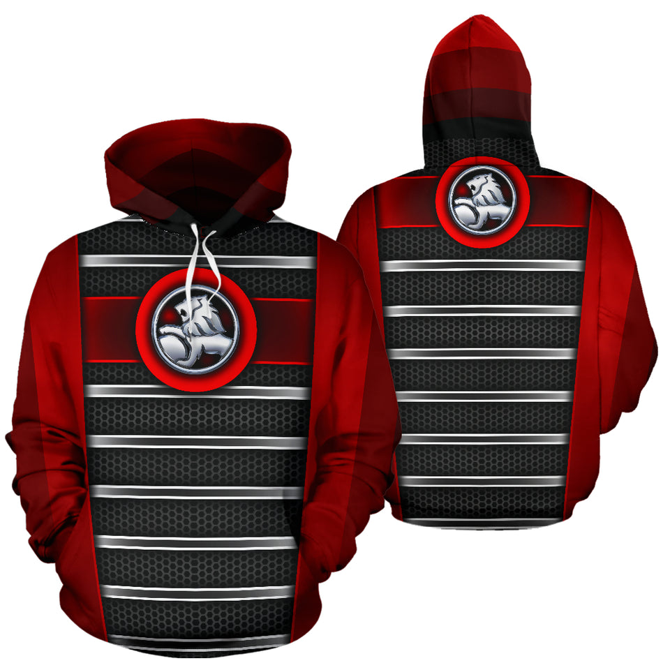 Holden All Over Print Hoodie With FREE SHIPPING TODAY!
