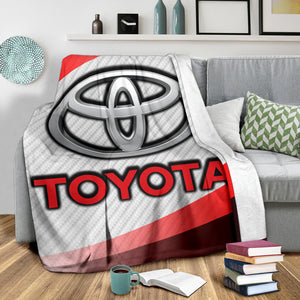 Toyota Blanket Version 2 With FREE SHIPPING!