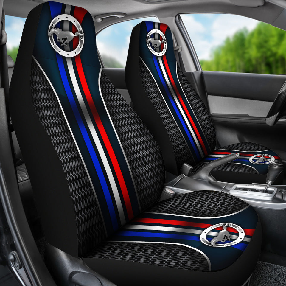Mustang Seat Covers With FREE SHIPPING TODAY!