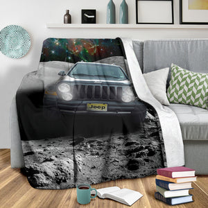 Jeep Blanket V5 With FREE SHIPPING!