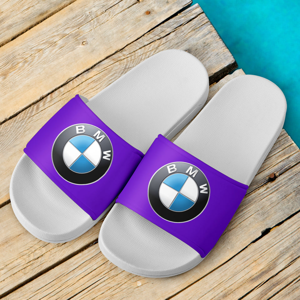 BMW Slide Sandals Version 8!