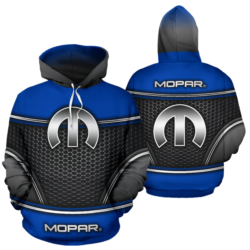 Mopar All Over Print hoodie With FREE SHIPPING TODAY!