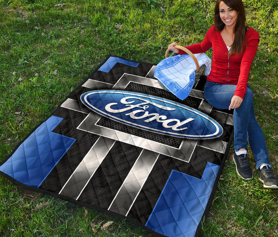 Ford Premium Quilt Version 1 With FREE SHIPPING!