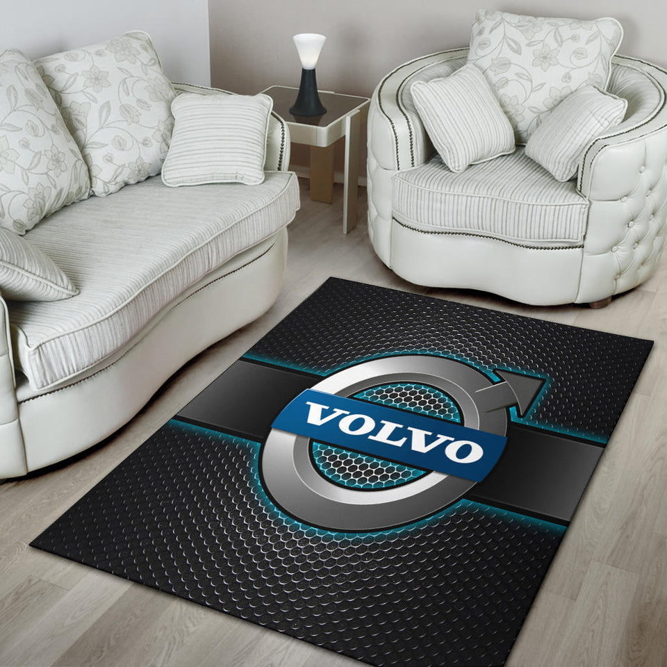 Volvo Rug Version 1 With FREE SHIPPING!!