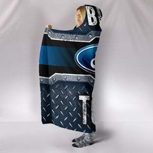 Ford Hooded Blanket With FREE SHIPPING TODAY!