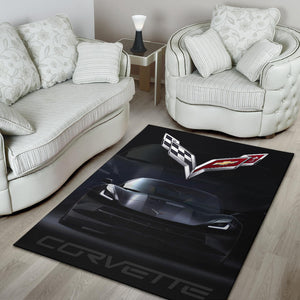 Corvette C7 Rug Version 1 With FREE SHIPPING!