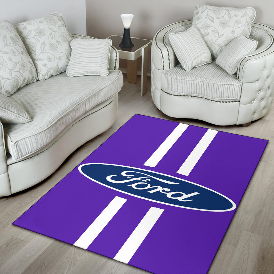 Ford Rug Version 12 With FREE SHIPPING!!