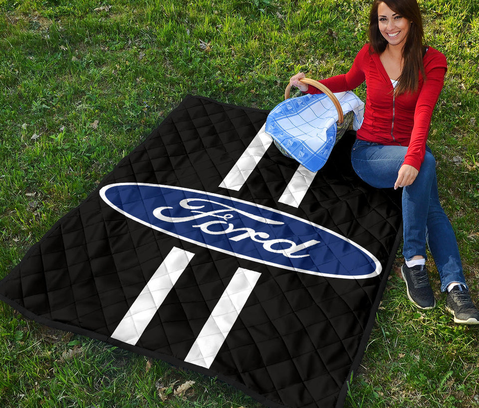Ford Premium Quilt Version 9 With FREE SHIPPING!