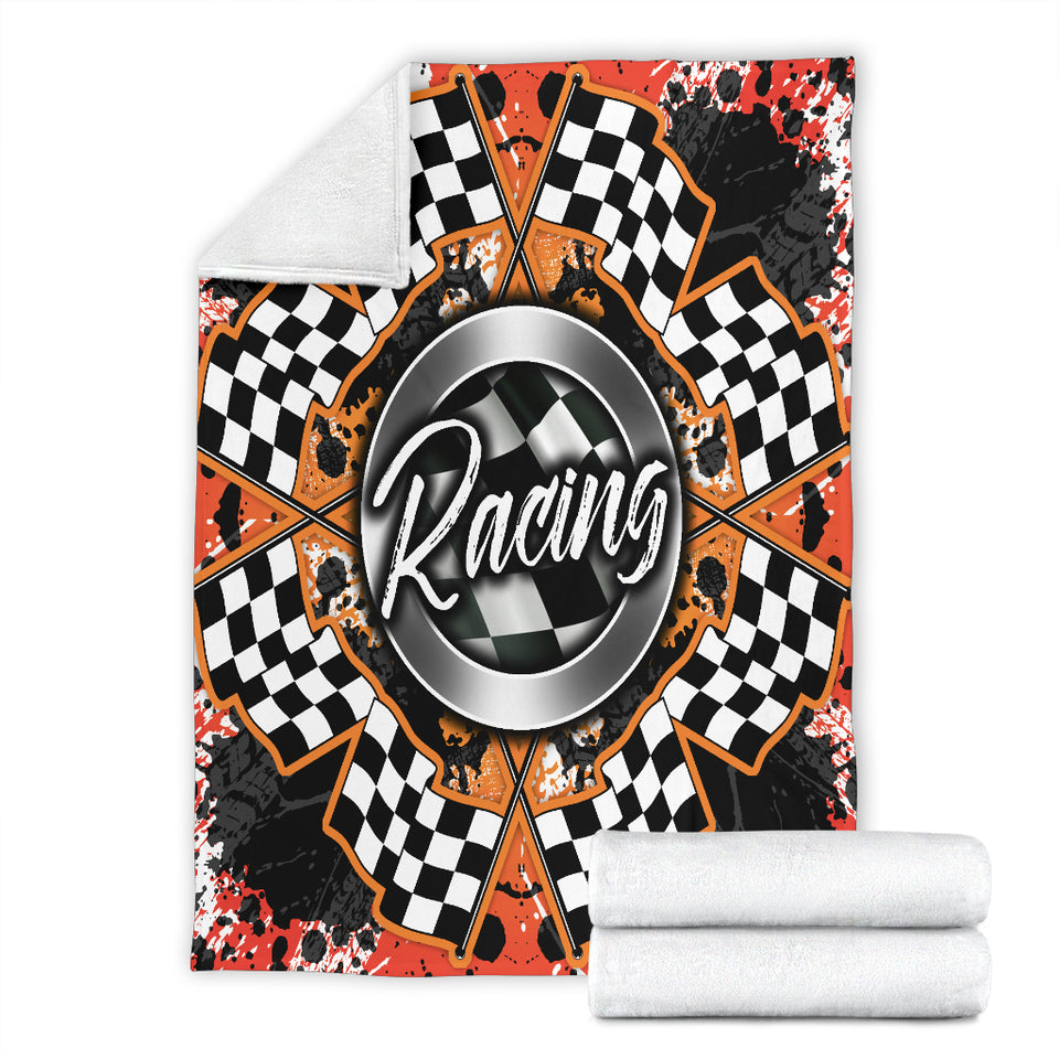 Racing Blanket With FREE SHIPPING!