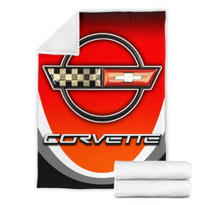 Corvette C4 Blanket V2 With FREE SHIPPING!