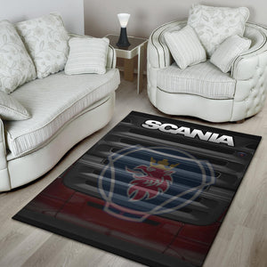 Scania Rug Version 1 With FREE SHIPPING!!