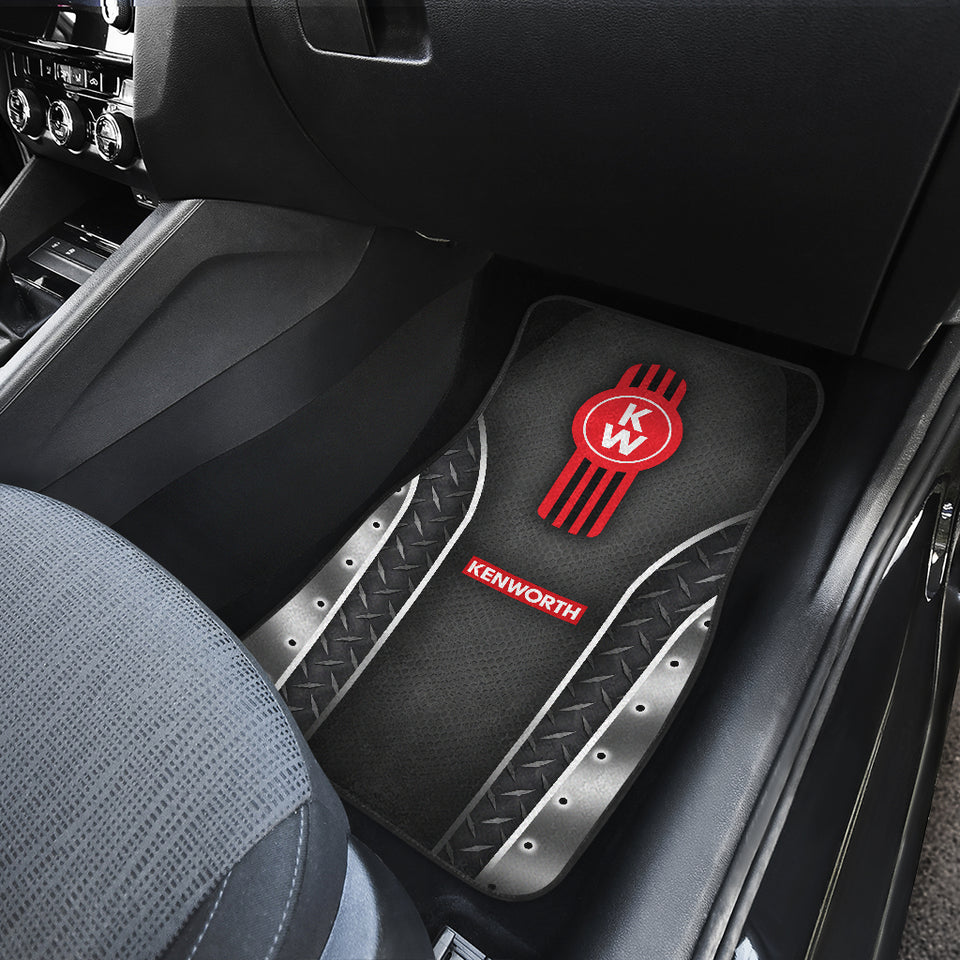 4 Kenworth Car Mats