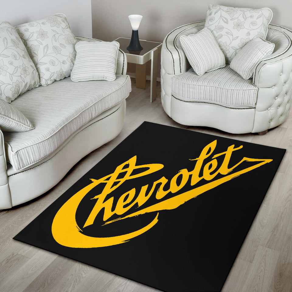 Chevy Rug Version 6 With FREE SHIPPING!