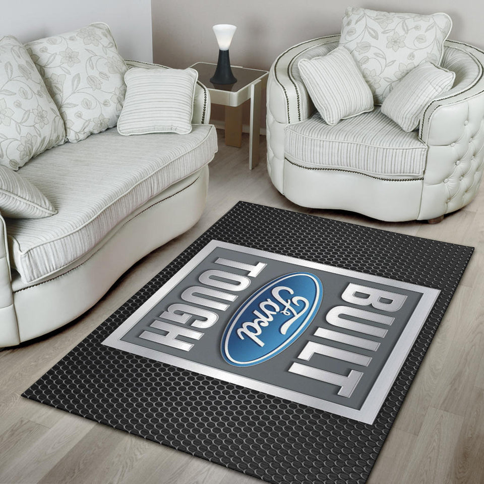 Build Ford Tough Rug With FREE SHIPPING!!