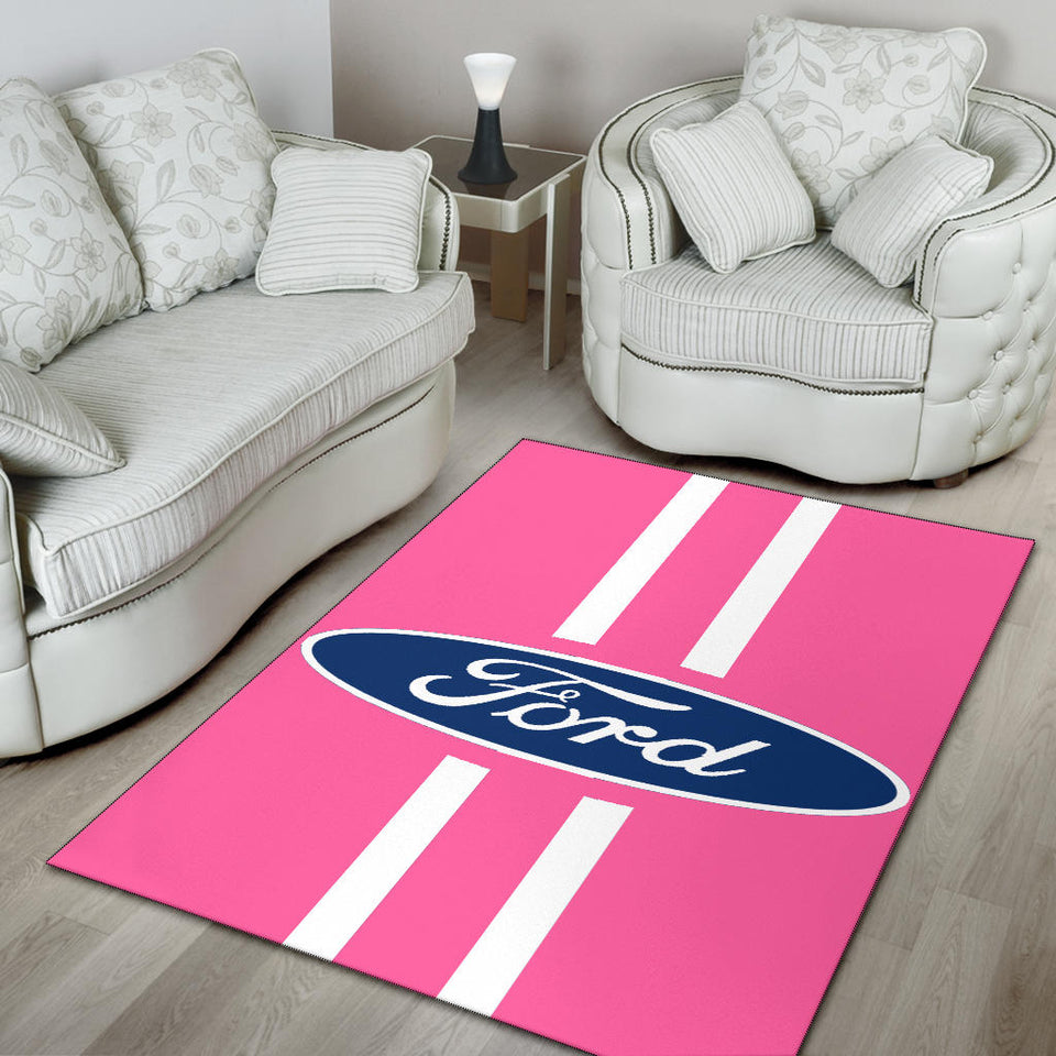 Ford Rug Version 10 With FREE SHIPPING!!