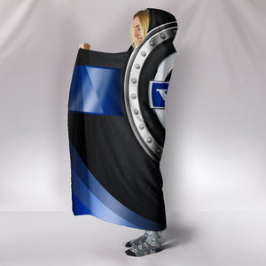 Volvo Hooded Blanket With FREE SHIPPING TODAY!