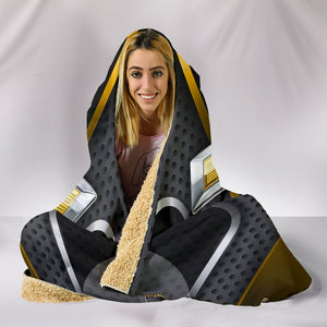 Chevy Hooded Blanket With FREE SHIPPING TODAY!