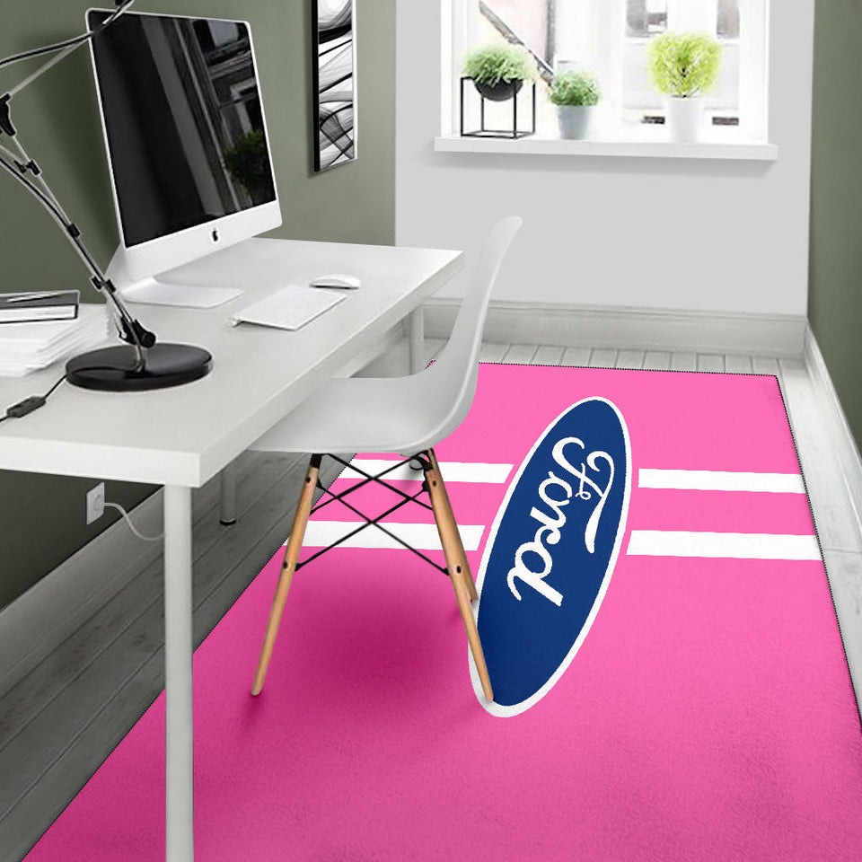 Ford Rug Version 11 With FREE SHIPPING!!