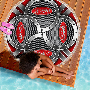 Peterbilt Beach Blanket With FREE SHIPPING!