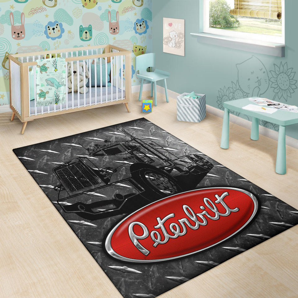 Peterbilt Rug Version 4 With FREE SHIPPING!