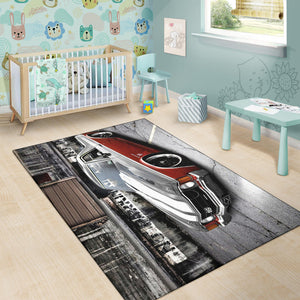 Chevy Rug Version 10 With FREE SHIPPING!