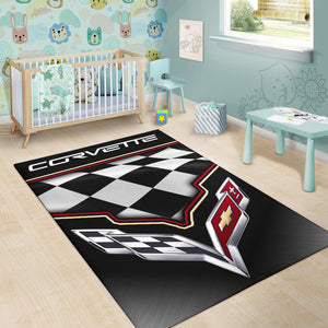 Corvette C7 Rug Version 2 With FREE SHIPPING!