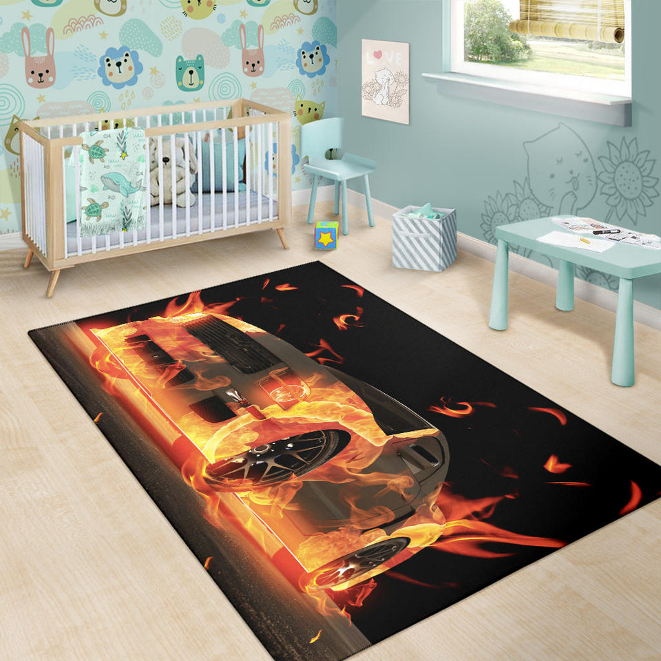 Mustang Rug Version 8 With FREE SHIPPING!!