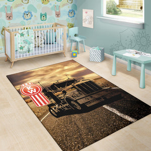Kenworth Rug Version 3 With FREE SHIPPING!!