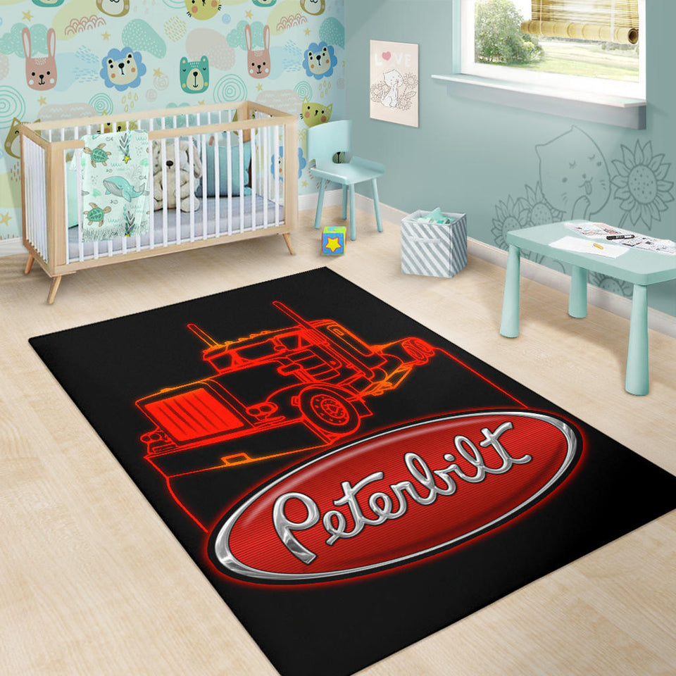 Peterbilt Rug Version 2 With FREE SHIPPING!