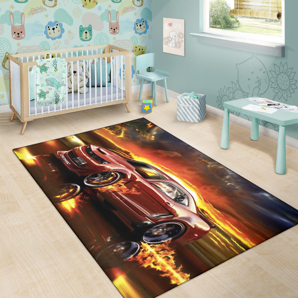 Chevy Rug Version 15 With FREE SHIPPING!
