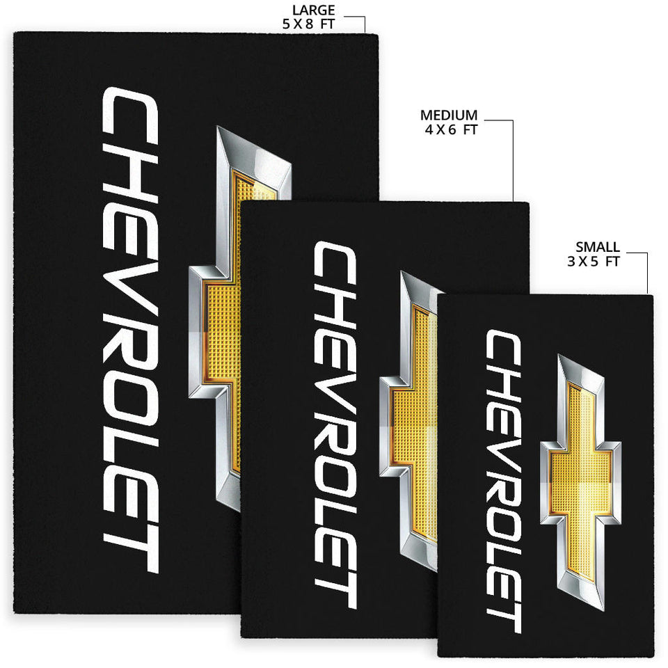 Chevy Rug Version 2 With FREE SHIPPING!