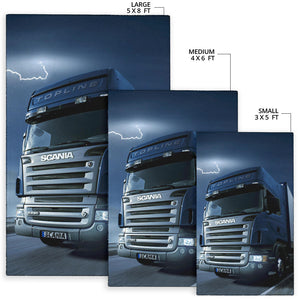 Scania Rug Version 5 With FREE SHIPPING!!