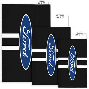 Ford Rug Version 7 With FREE SHIPPING!!