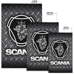 Scania Rug Version 3 With FREE SHIPPING!!