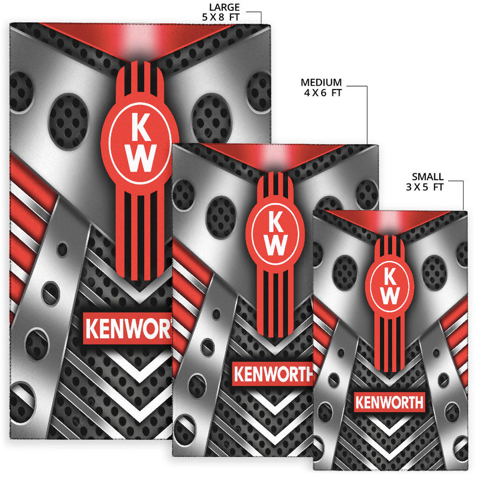Kenworth Rug Version 7 With FREE SHIPPING!!