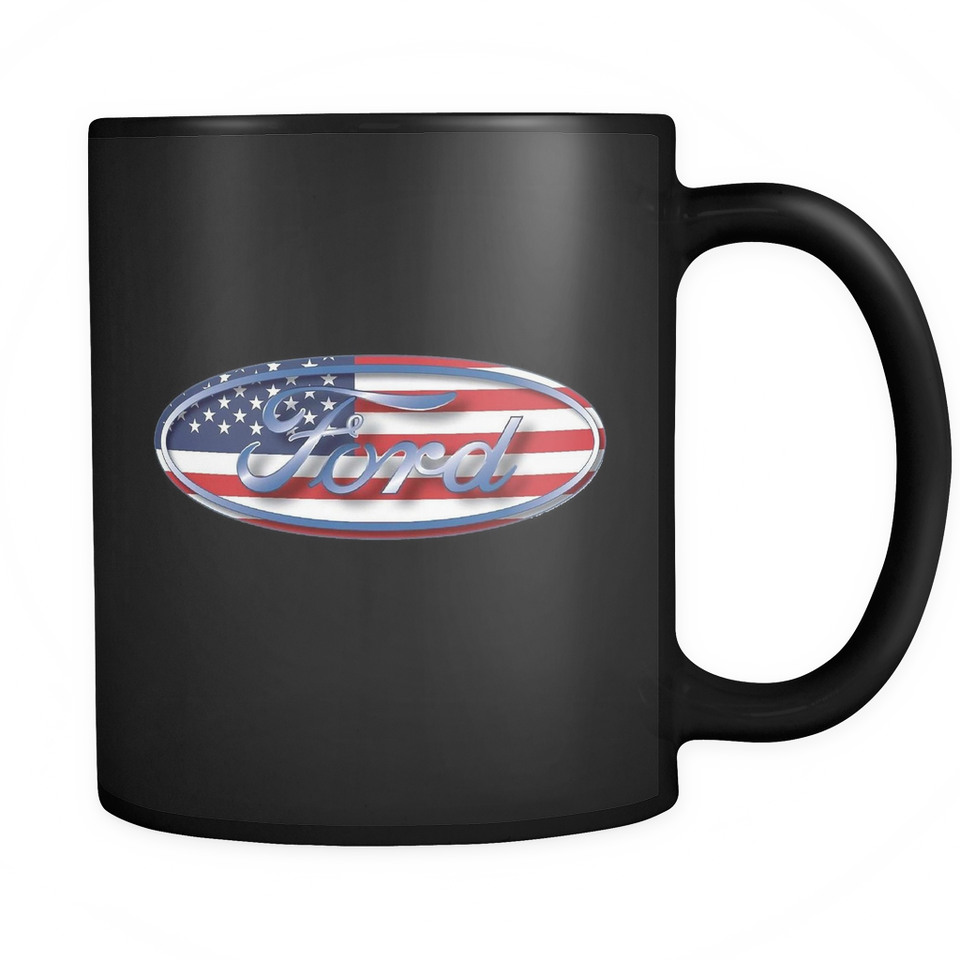 Limited Edition - Ford Mug